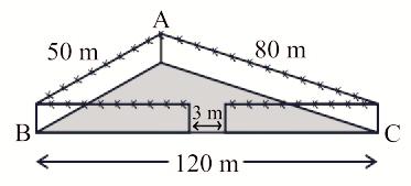 Class 9 Heron's Formula