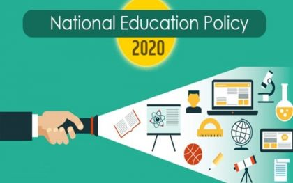 New Education Policy of India 2020