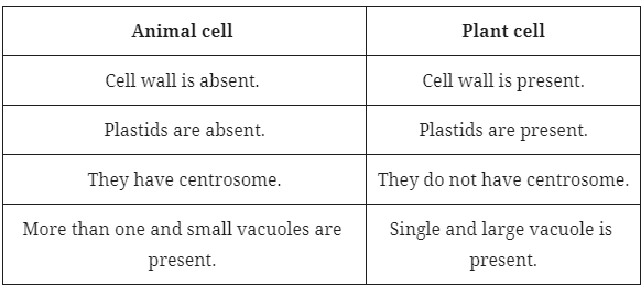 NCERT Solutions Class 9 Science Chapter 5 The Fundamental ...